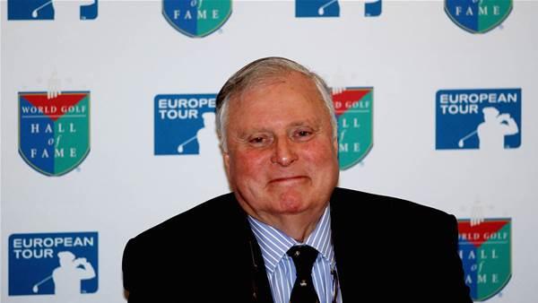 Golfing world mourns death of Peter Alliss