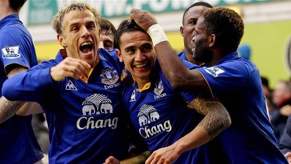Cahill: Everton has lost its identity