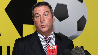 Former A-League boss takes reins at SWS