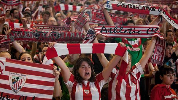 Record women's football crowd in Spain