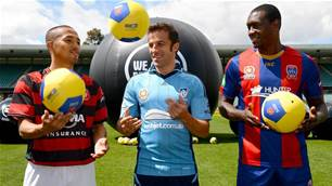 Reduce A-League visa numbers: Merrick