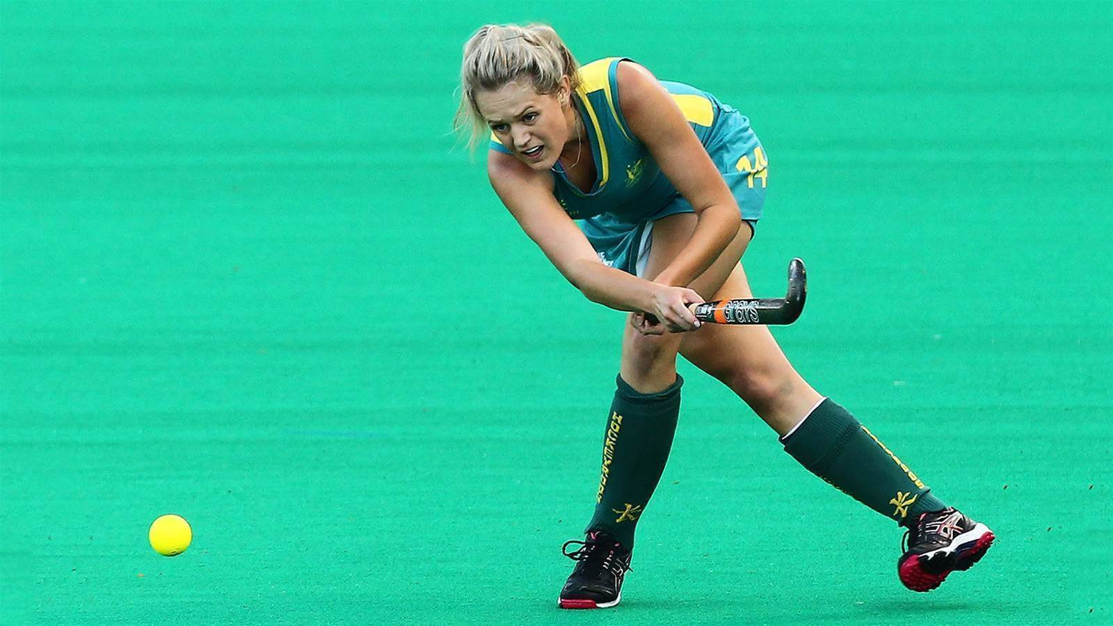 Hayley Padget scores on winning debut