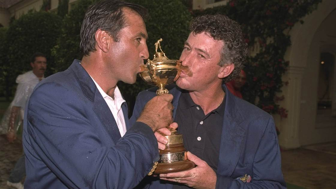 Favourite images of golf's stars and fans