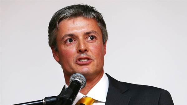 Newbold takes Golf Australia reins