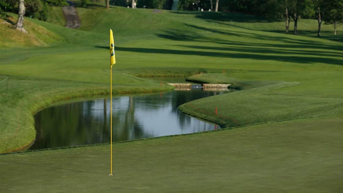 PGA Tour scraps fans for Memorial