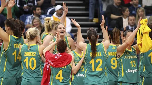Australia to host 2022 basketball World Cup