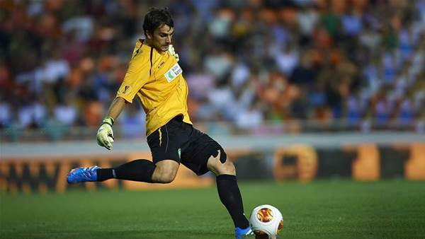 Wanderers sign Swiss keeper Lopar