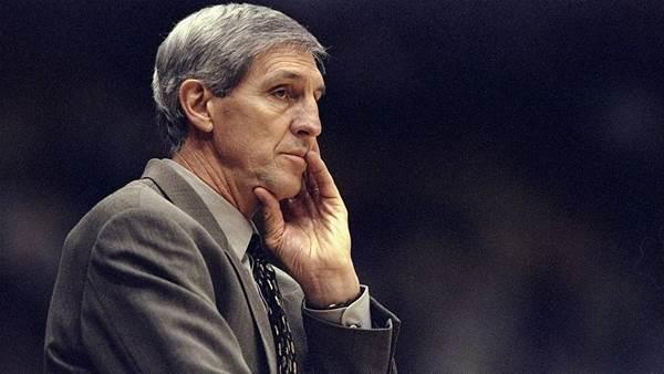 NBA Legend Jerry Sloan dies aged 78
