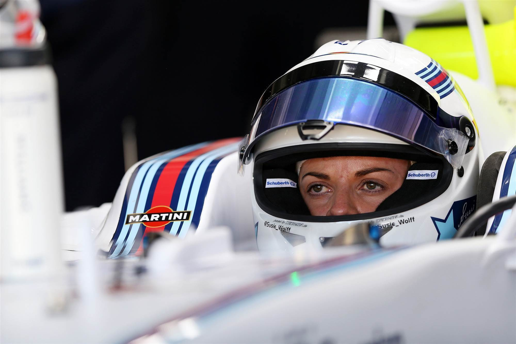 Susie Wolff to launch scheme to foster females in motorsport