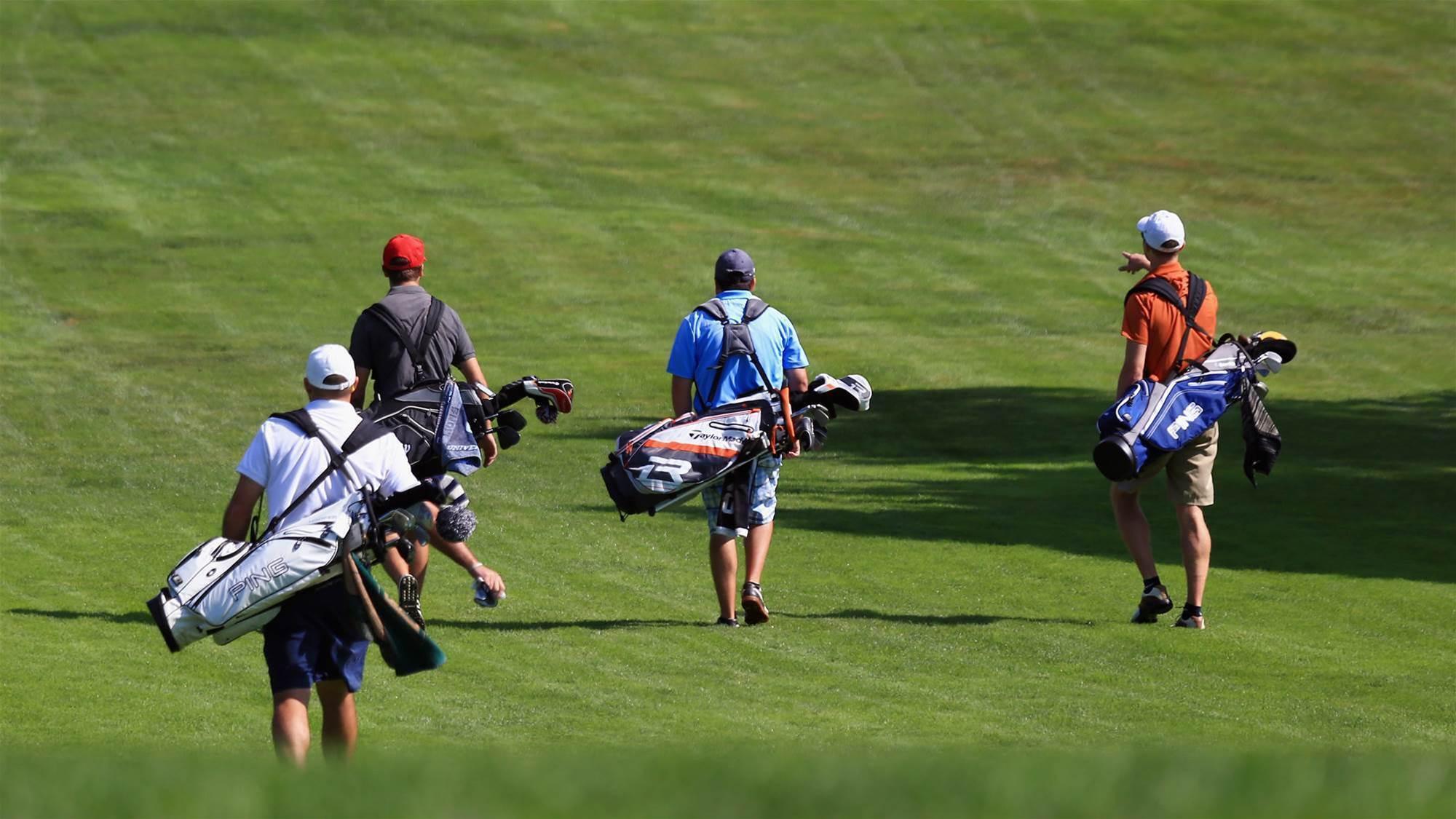 Golf Australia lauds Federal Budget