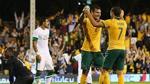 Injury-ravaged Socceroo 'feeling the best I've been, mate'