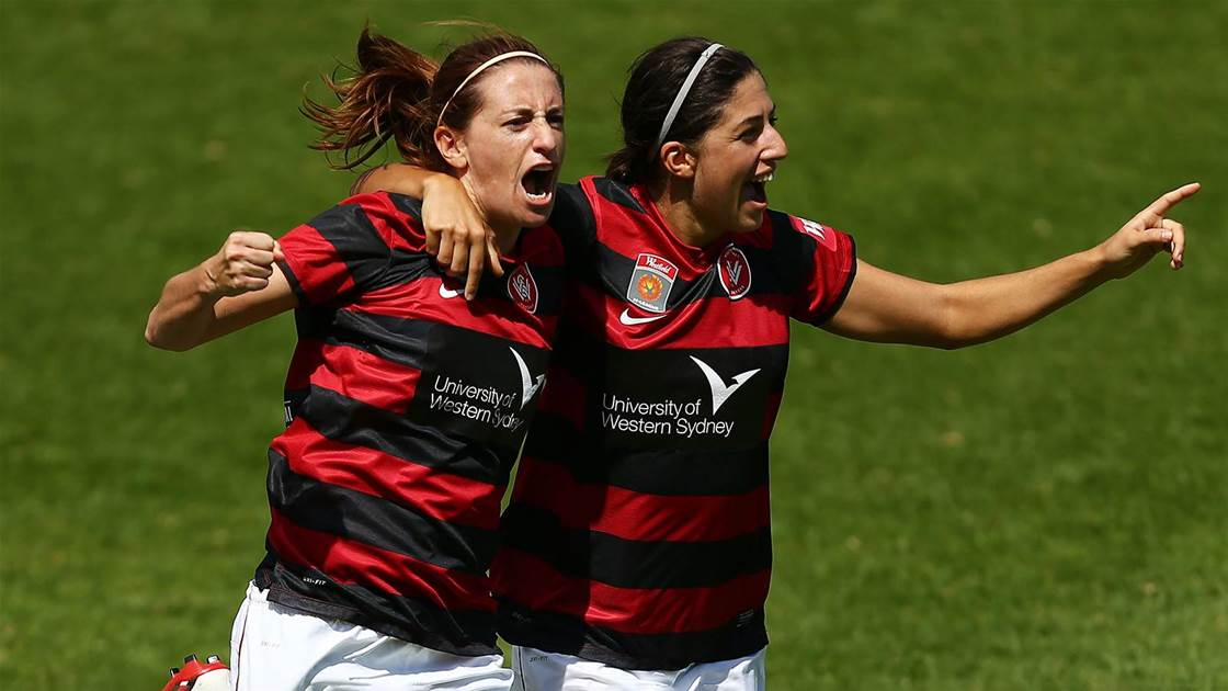 Bring on Sydney derby, says W-League stalwart