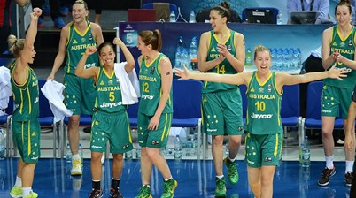 A massive day for Australian women's basketball