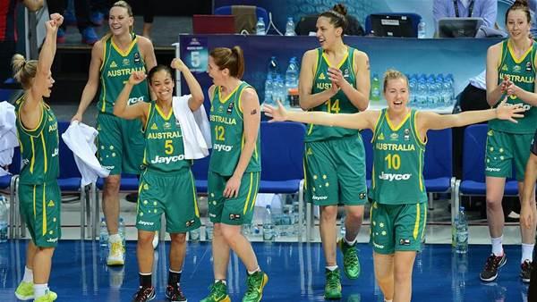 Landmark decisions see Australian women's basketball on the rise