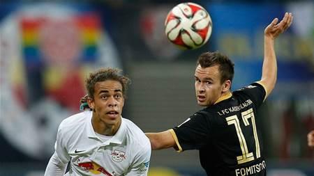 A-League's Macarthur set to sign former Bundesliga defender