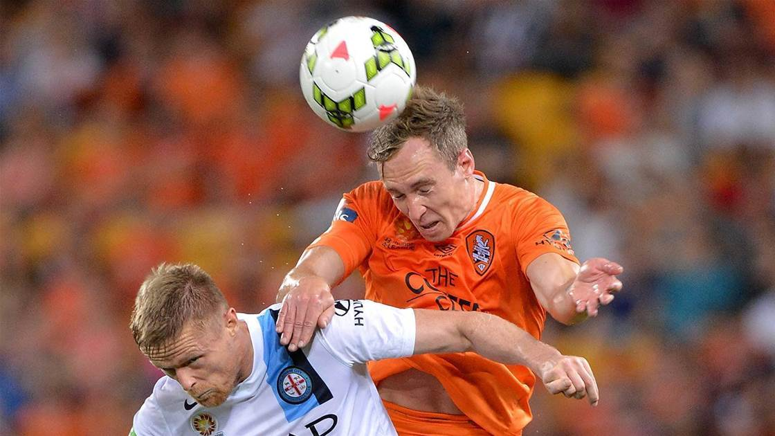 Ex-Socceroo signs for Gold Coast