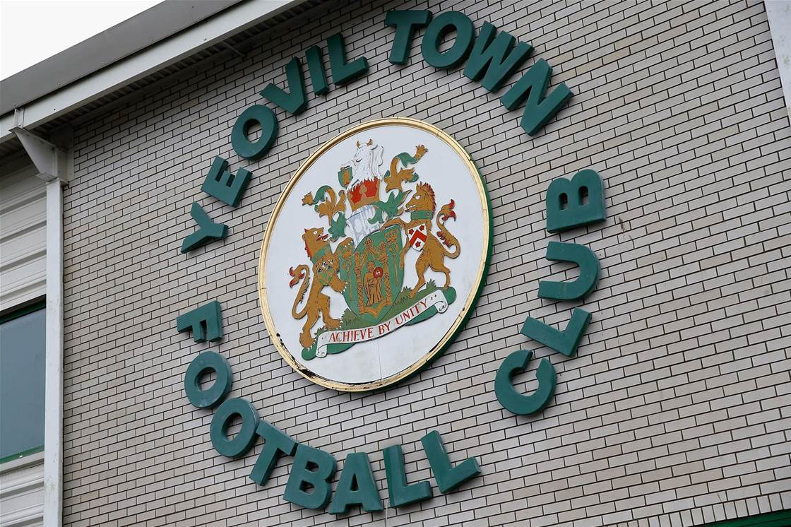 Referee sends off eight Yeovil Town ball boys