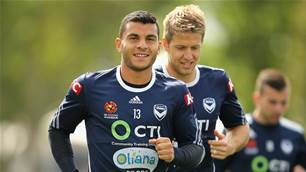 Nabbout bounces back to Melbourne Victory