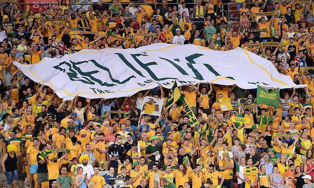 Socceroos are finally returning to Brisbane!