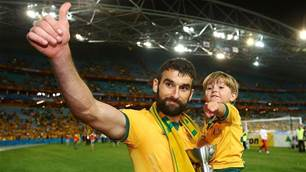 Captain fantastic Mile Jedinak retires