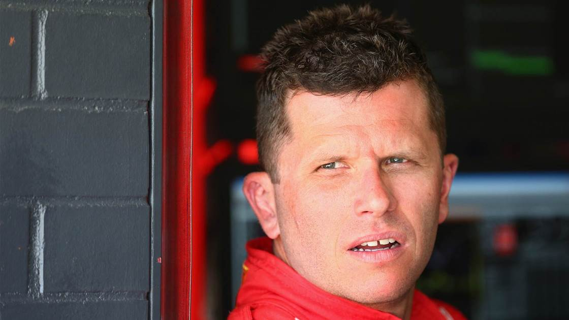 Tander to partner van Gisbergen in enduros