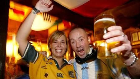 Is Twitter the new Aussie pub?