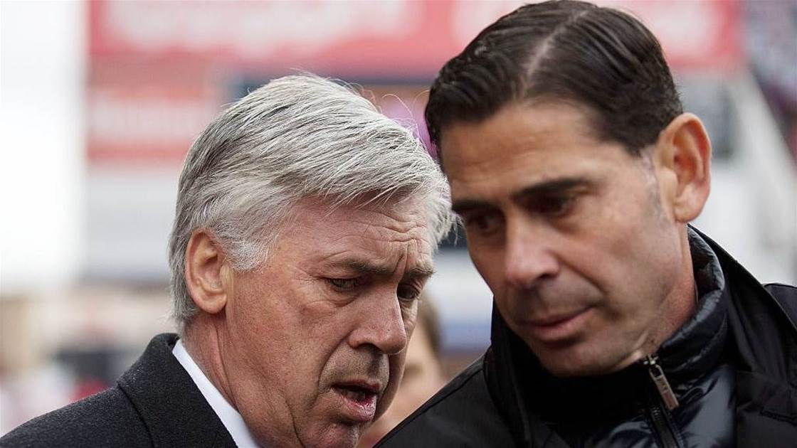 Real Madrid legend wants A-League gig