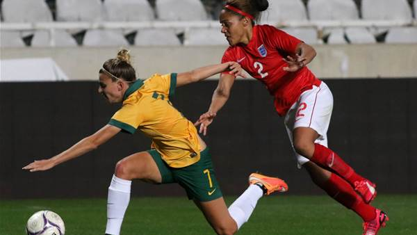 Matildas to face England - reports