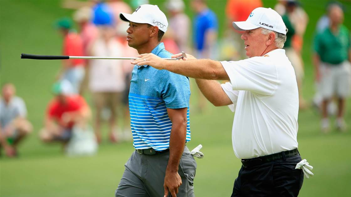 Tiger won't catch Jack, says O'Meara