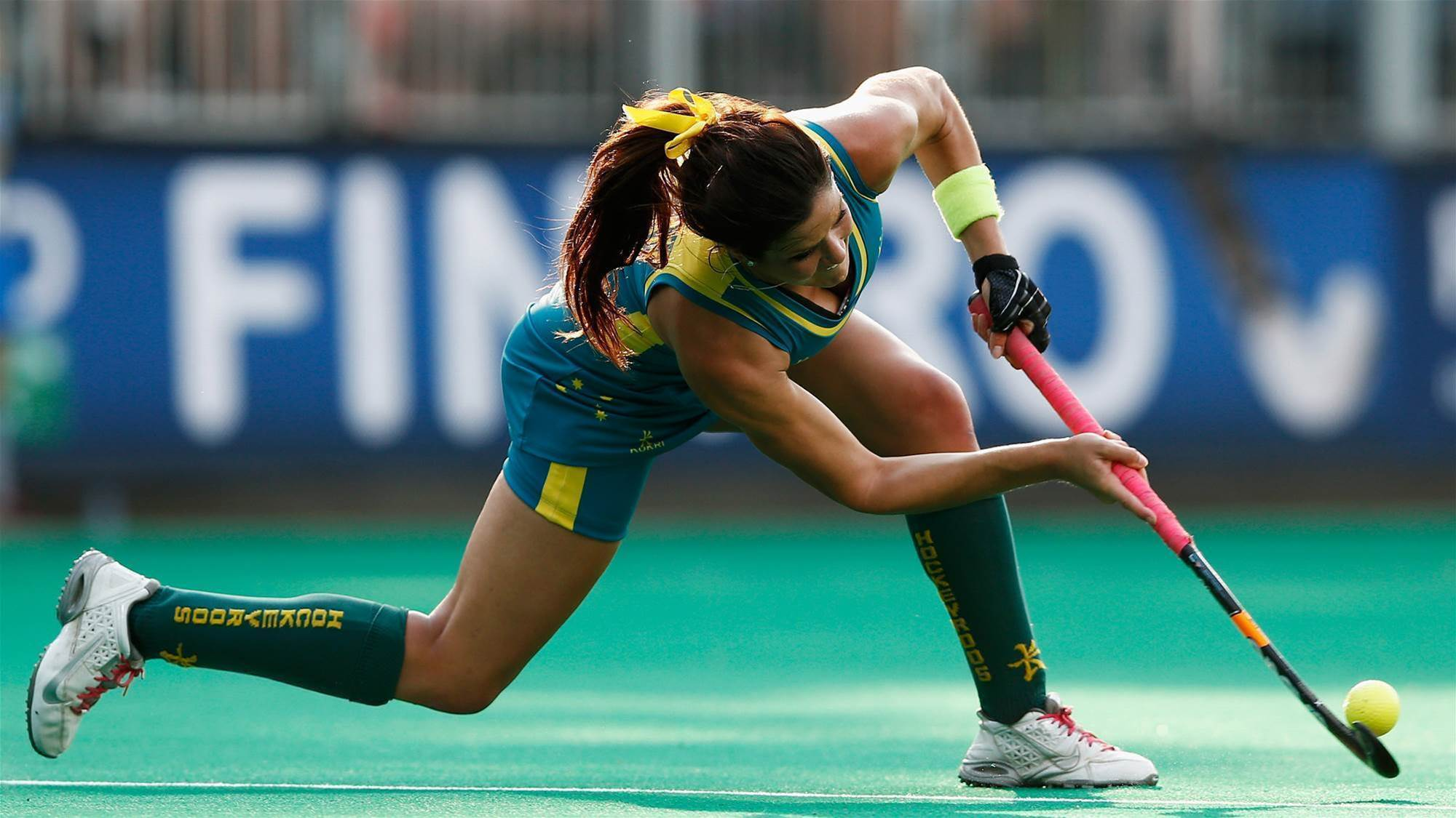Flanagan's 'red-hot' shot for Hockeyroos return