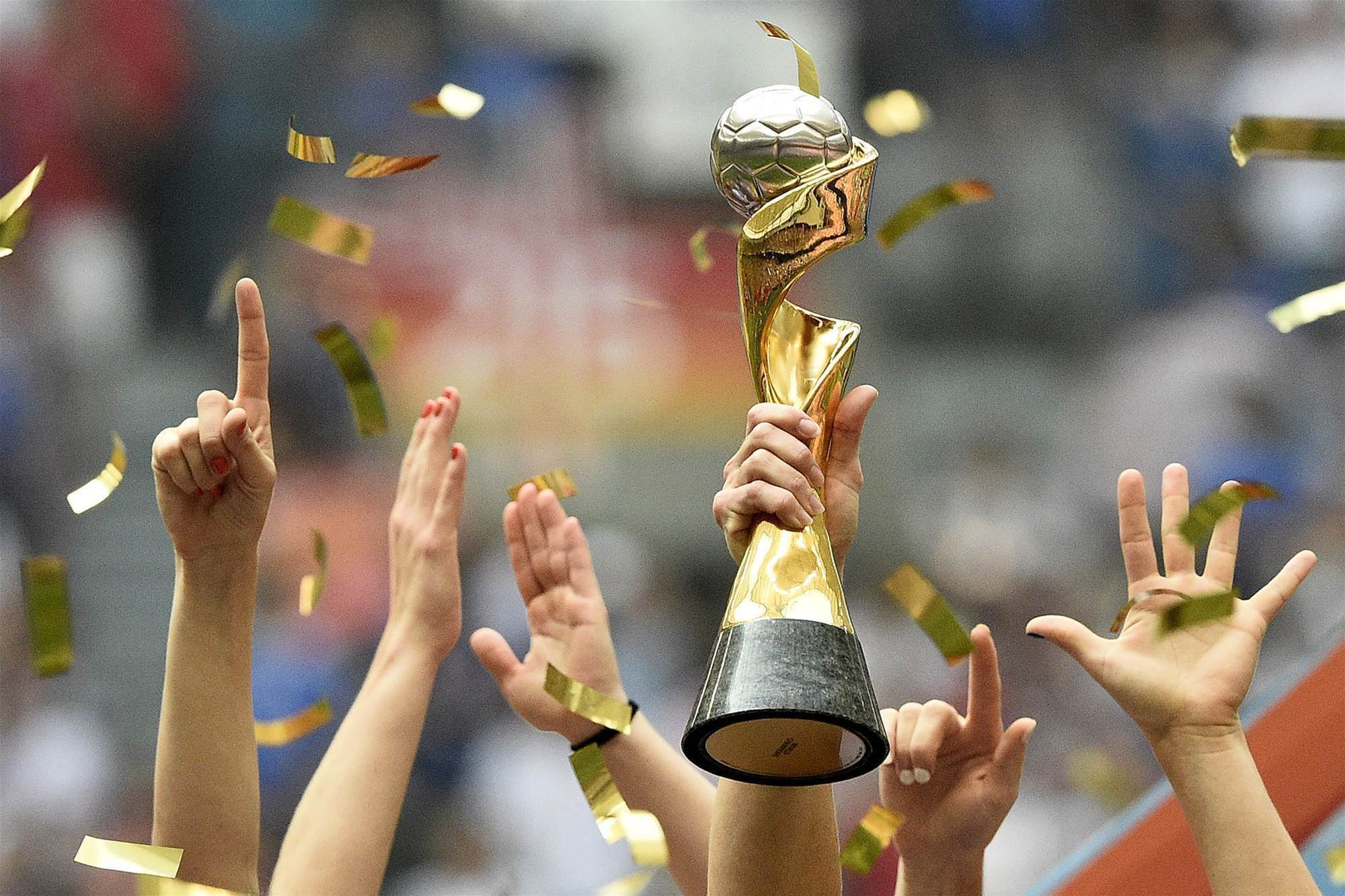 Record number of countries in for 2023 World Cup
