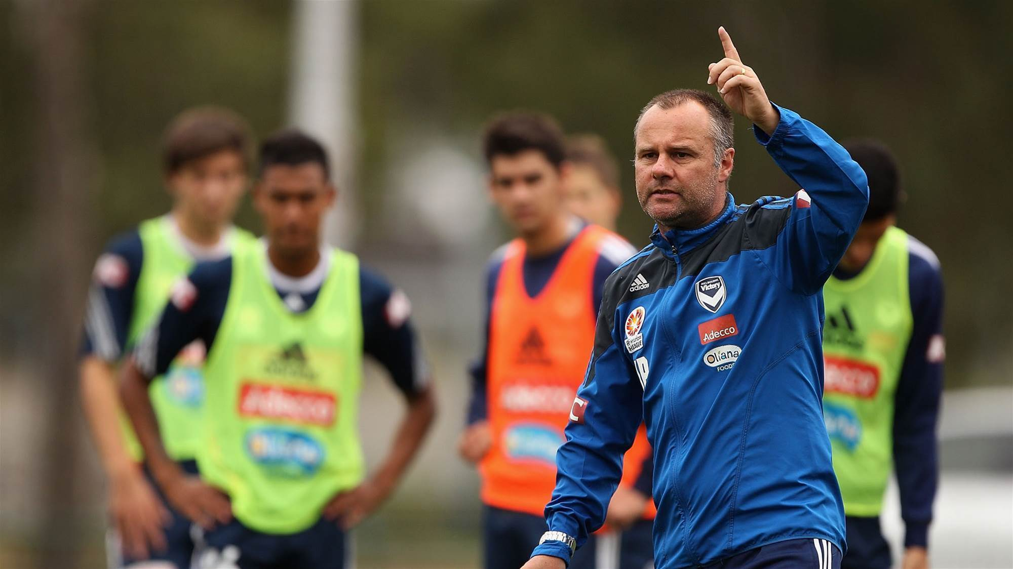 Victory coaches cop four match ban