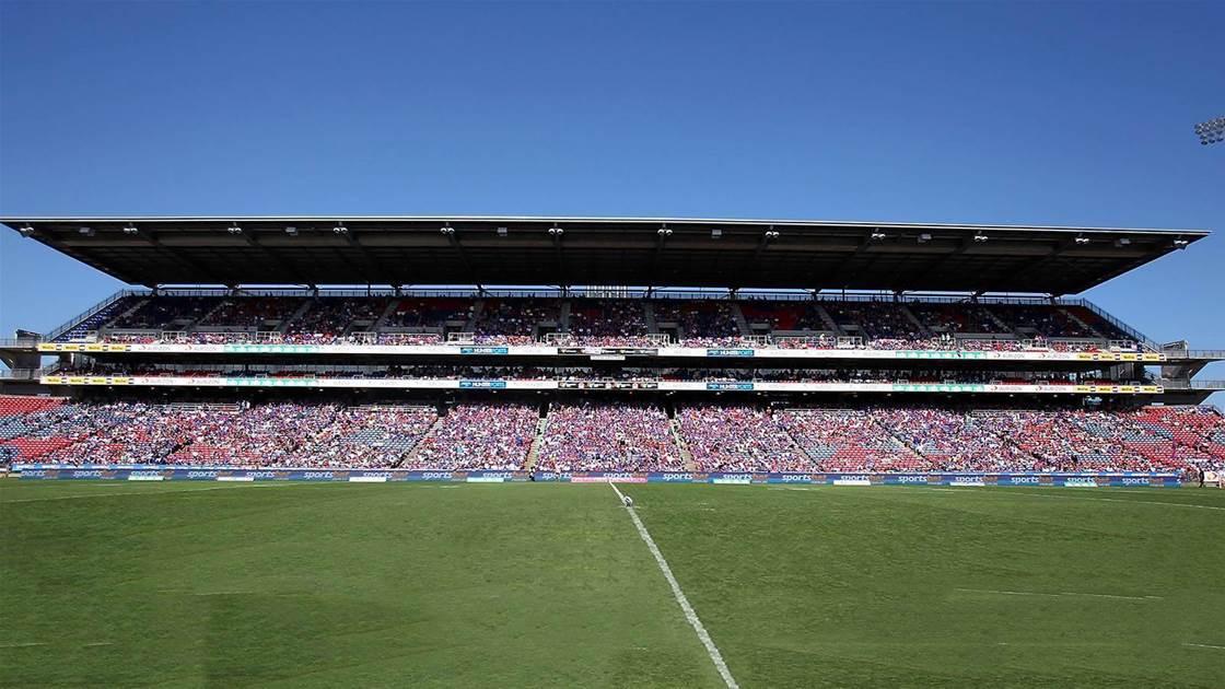 Newcastle's World Cup bid
