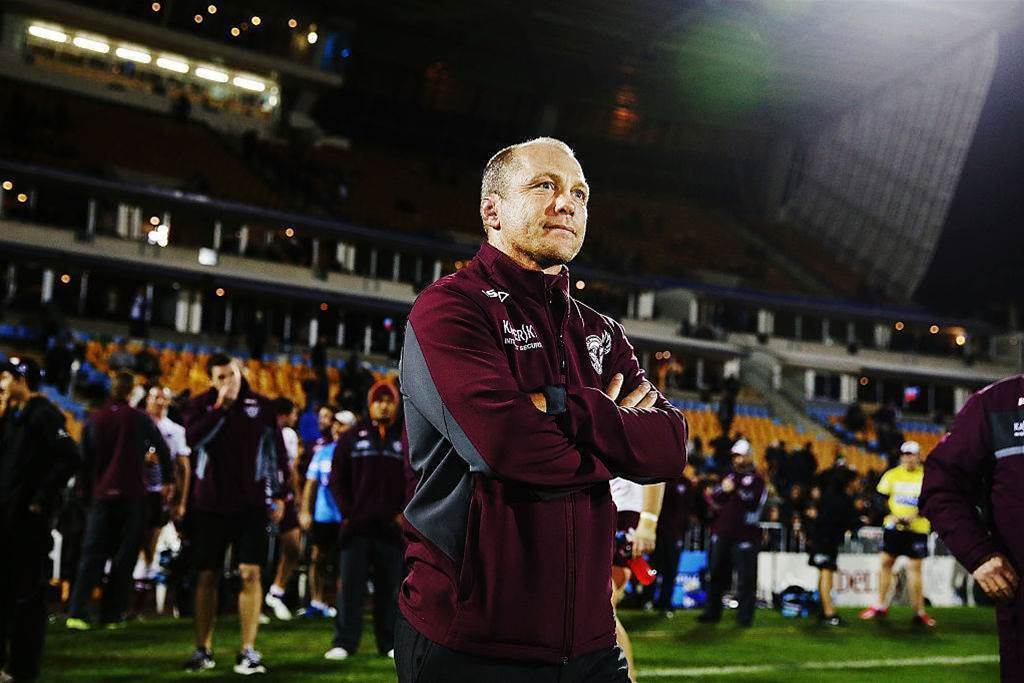 Geoff Toovey: I knew nothing about cap cheating