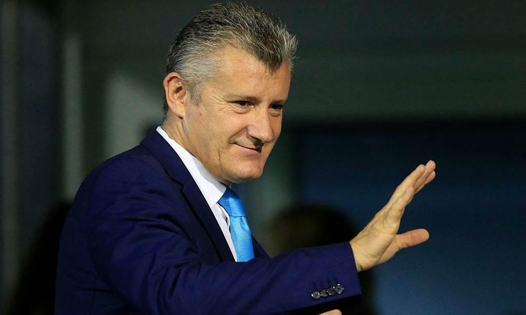 Croatian football boss: 'I want to jump into the Adriatic Sea'