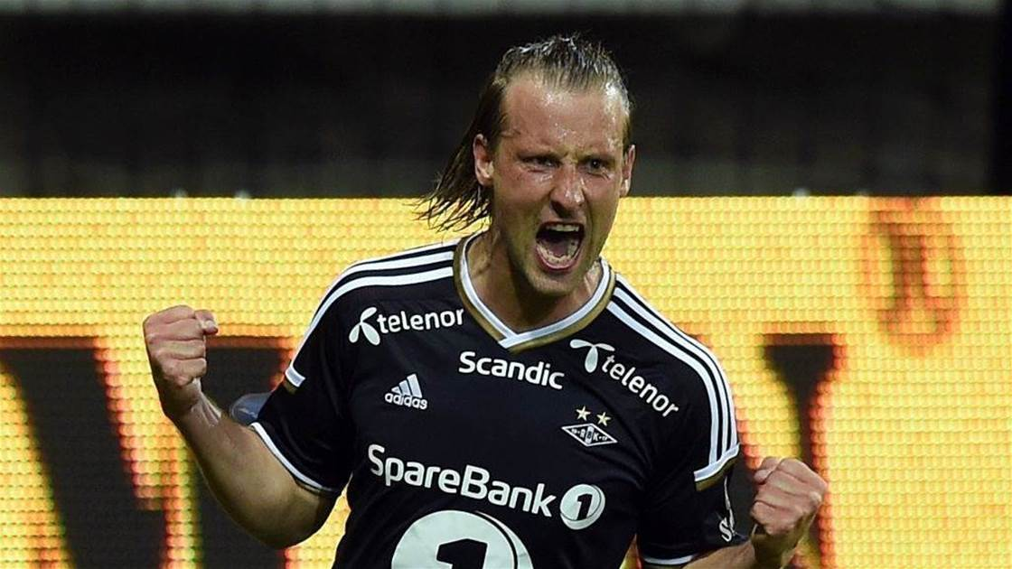 Roar sign Danish international winger