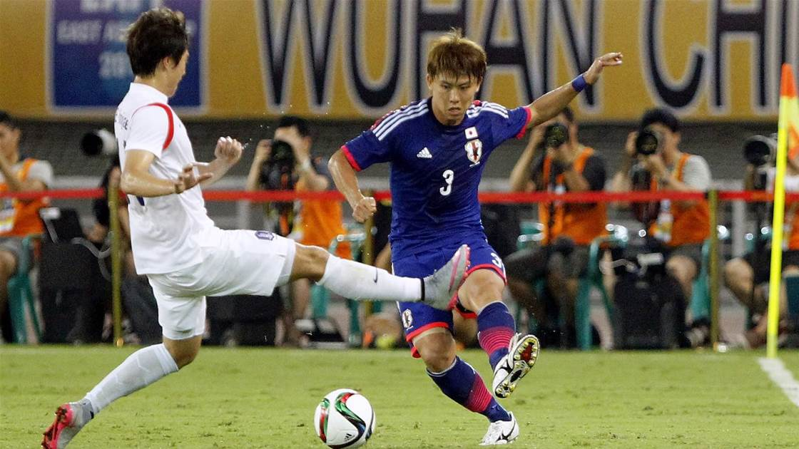 Glory sign Japanese defender Kosuke Ota