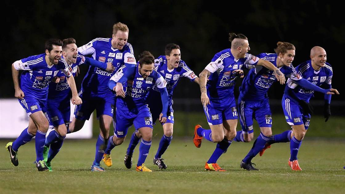 Oakleigh Cannons fire as NPL Victoria returns