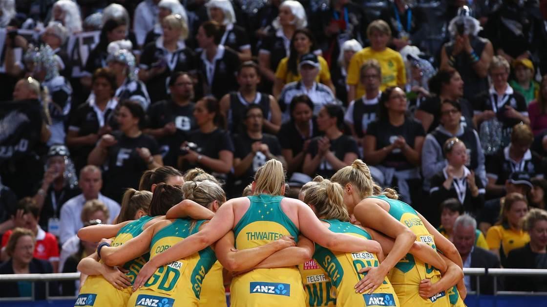 Australia to bid for netball's biggest event