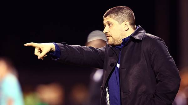 Arthur Papas finally gets A-League job as tide turns on NPL coaches