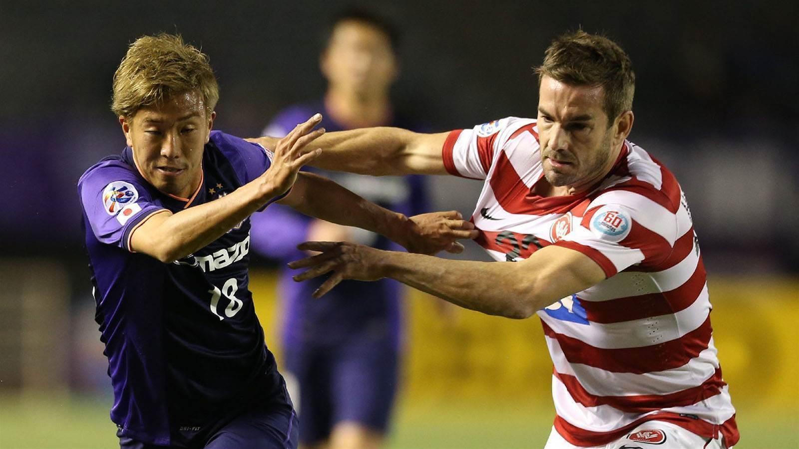 Dean Heffernan returns to Western Sydney Wanderers