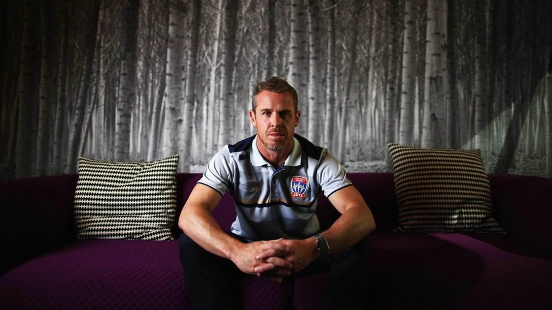 NPL 2 club aim high with ex-Fulham and A-League coach