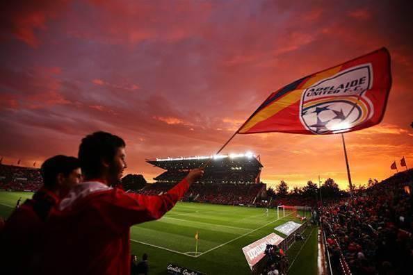 Coopers Stadium 'best A-League venue in Australia'