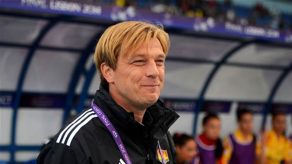 'Who would say no?' Peters backs Gustavsson for Matildas coach