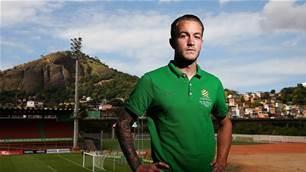 Socceroo's ballistic form rockets him to K-League leader