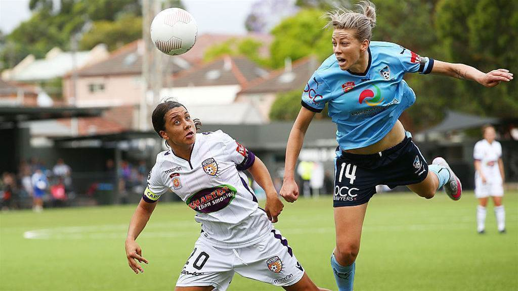 Kennedy ready for Sydney FC homecoming