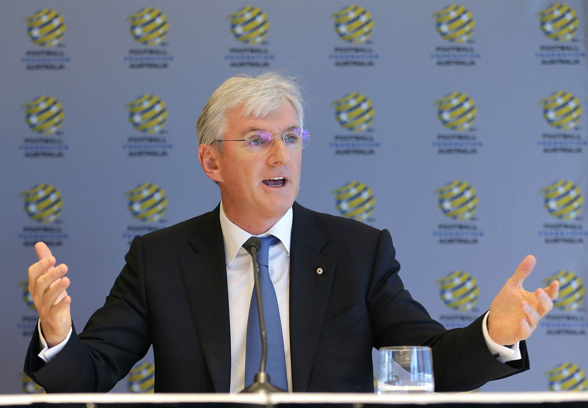 Griffin: FFA Gerrymander must be ended