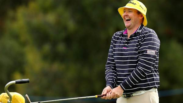 Golf world saddened by Jarrod Lyle's heartbreak