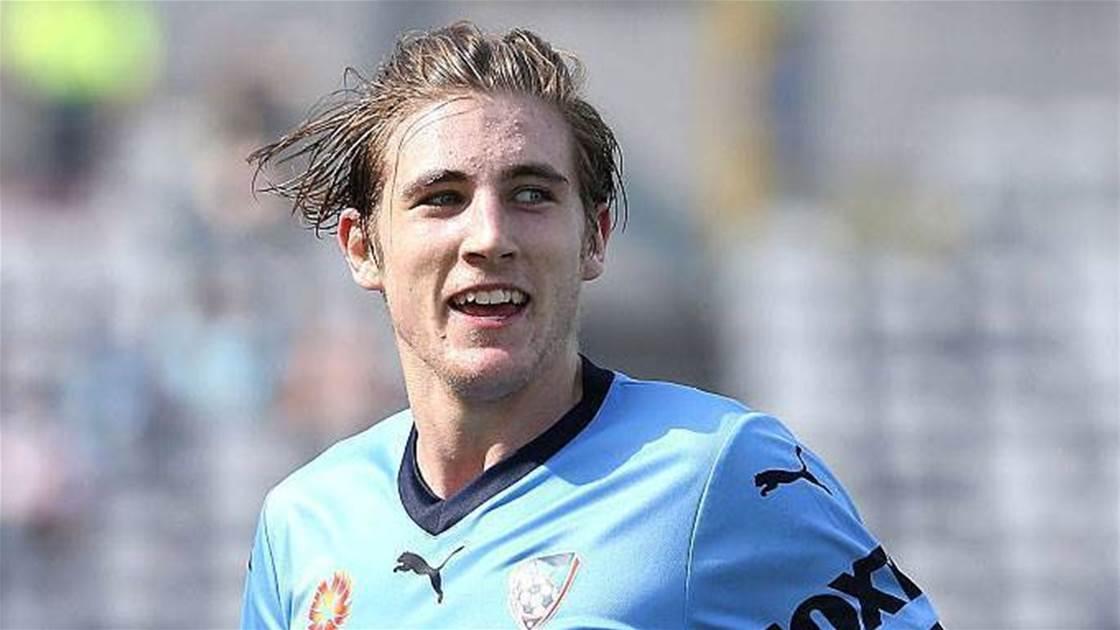 Wellington Phoenix bring Burgess back to A-League