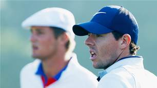 McIlroy stunned by DeChambeau power play